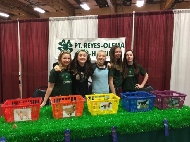 Pt Reyes 2015 Farm Day