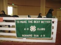 Morning Sun Banner